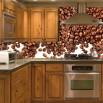 Fototapeta laminowana do kuchni z kawą