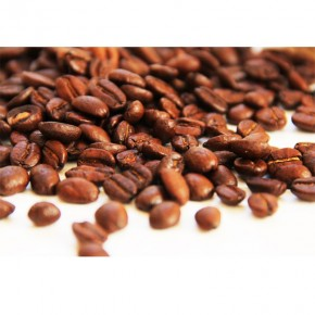 Fototapeta ziarna kawy