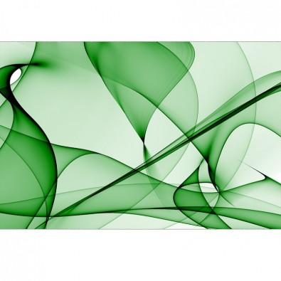 Fototapeta zielone linie