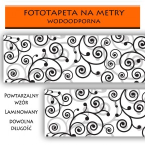 Fototapeta ornement | do kuchni między szafki