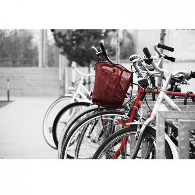 Fototapeta rowerowy parking
