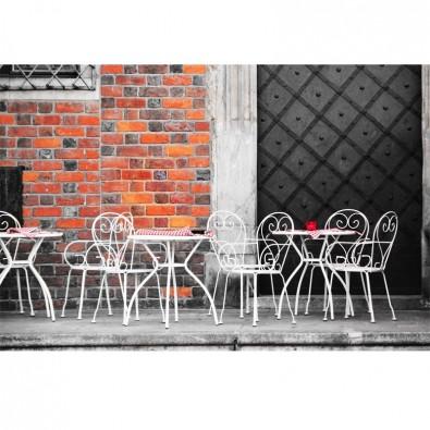 Fototapeta włoska kawiarnia do salonu