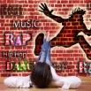 Fototapeta muzyka Rap, Hip Hop