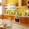 Fototapeta kiwi na ścianie w kuchni