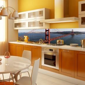 Fototapeta Golden Gate do kuchni