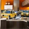 Fototapeta samochody na ulicach Nowego Jorku