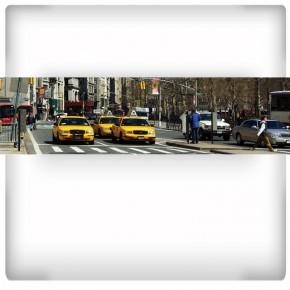 Fototapeta New York - panoramiczna