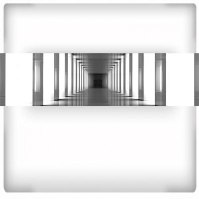 Fototapeta tunel panoramiczna