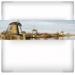 Holandia wiatraki