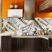 Fotapeta gazety - panoramiczna do kuchni