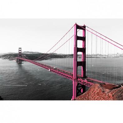 Fototapeta potężny most Złote Wrota