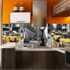 Fototapeta kolaż zdjęć Nowego Jorku w formie laminowanej do kuchni