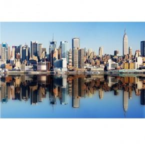 Fototapeta błękitny Manhattan | Fototapety New York