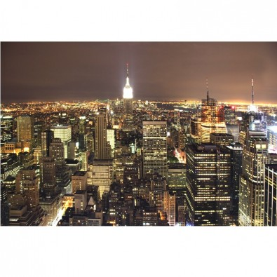 Fototapeta New York nocą