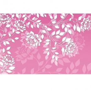 Fototapeta różowy ornament