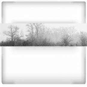 Fototapeta mgła - panoramiczna