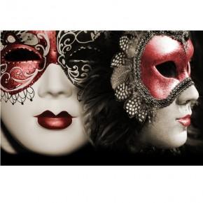 Fototapeta maski weneckie - karnawał