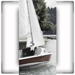 Fototapeta jacht