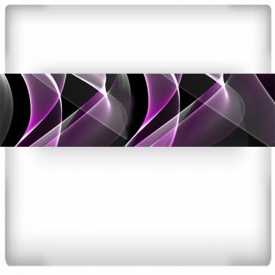 Fototapeta fioletowa zasłona