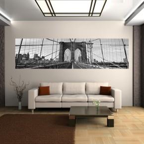 Fototapeta brooklińska panorama