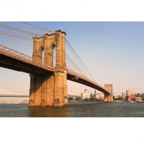 Fototapeta Brooklyn most za dnia