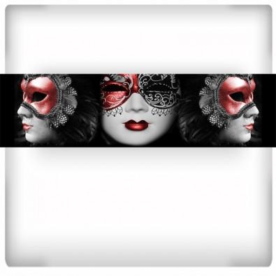 Fototapeta trzy weneckie maski