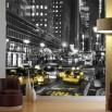 Fototapeta TAXI noc Third Avenue | fototapety New York