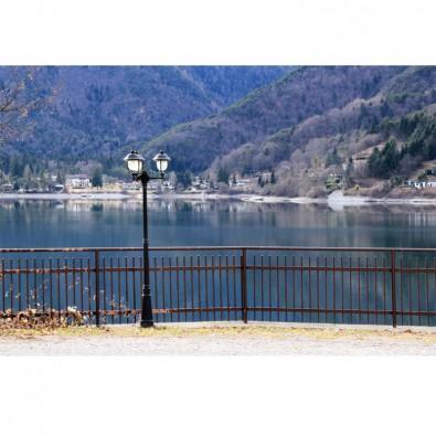 Fototapeta jezioro Włochy