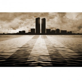 Fototapeta New York WTC
