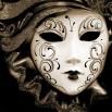 Fototapeta twarz kobiety w sepii