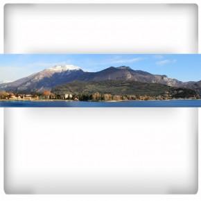 Fototapeta włoskie Alpy
