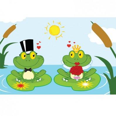 Fototapeta żaba