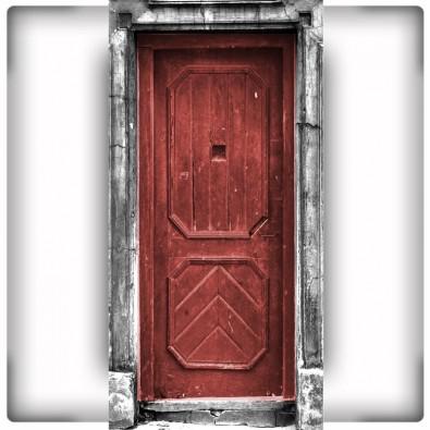 Fototapeta drzwi