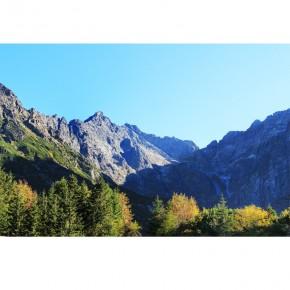 Fototapeta panorama Tatr