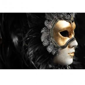 złota maska wenecka