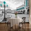 Krakowski Rynek - temat zdobniczy do restauracji