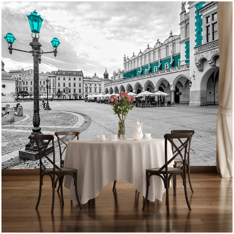 Fototapeta Krakow Rynek Dekoracyjne Fototapety Art Widi Pl
