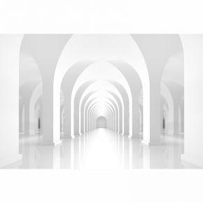 Białe kolumny