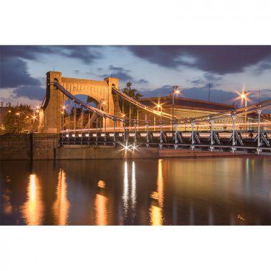 Fototapeta kamienny most Grunwaldzki