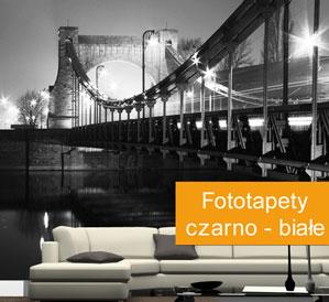 Fototapety czarno białe - sklep
